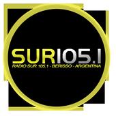 RadioSur 105.1 Berisso icon