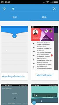 23code -- Android Libraries screenshot 3