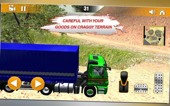 Offroad Hill Climb Truck Sim apk screenshot