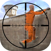 Prison Break Sniper Shooting icon