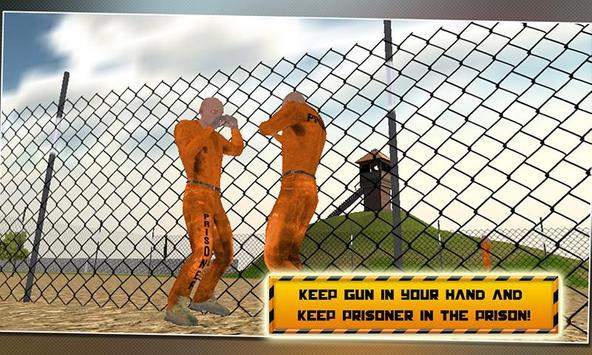 Prison Break Sniper Shooting apk screenshot