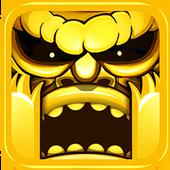 Warrior Run in Wonderland icon