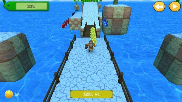 Warrior Run in Wonderland apk screenshot