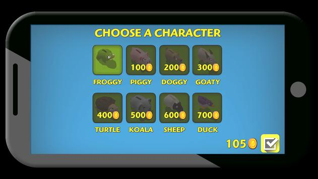 Crazy Frog apk screenshot