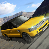 Fort Rover Rider:Car Driving Game icon