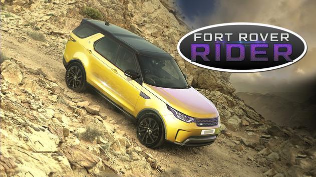Fort Rover Rider:Car Driving Game screenshot 5