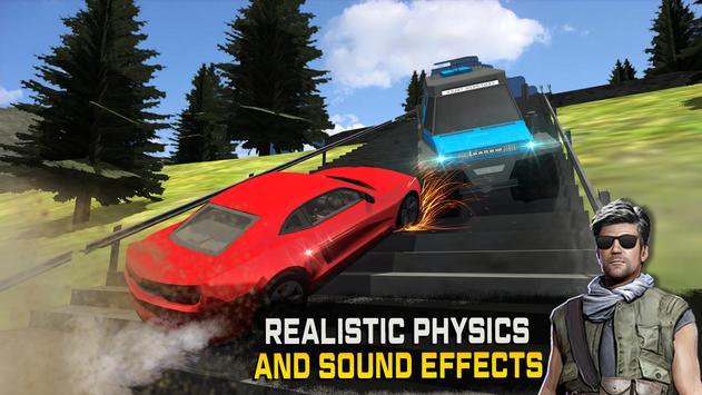 Fort Rover Rider:Car Driving Game screenshot 9