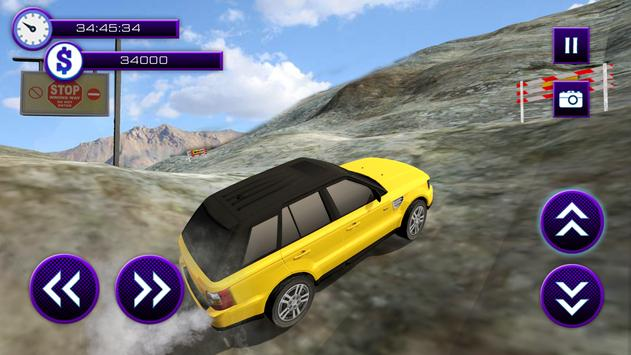 Fort Rover Rider:Car Driving Game poster