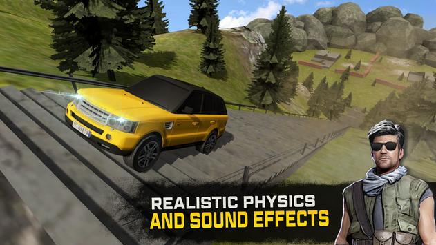 Fort Rover Rider:Car Driving Game screenshot 10