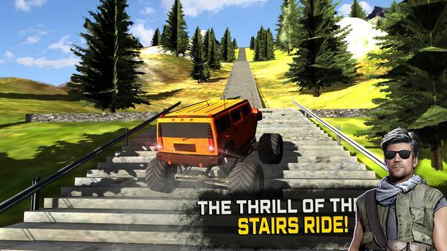 Fort Rover Rider:Car Driving Game screenshot 1