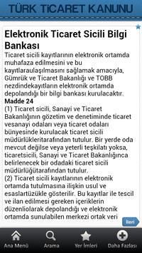 Türk Ticaret Kanunu poster