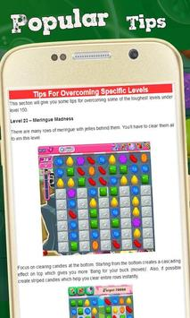Guide for Candy Crush poster