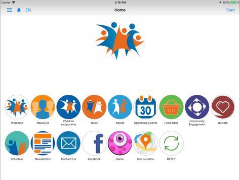 OC Community Resource Centre (CRCOC-OCCRC) apk screenshot