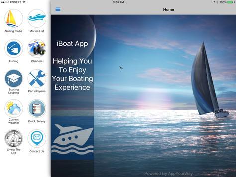 iBoat South Carolina screenshot 1
