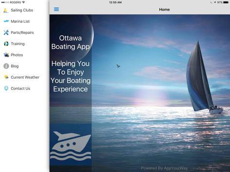 Ottawa Boating screenshot 5