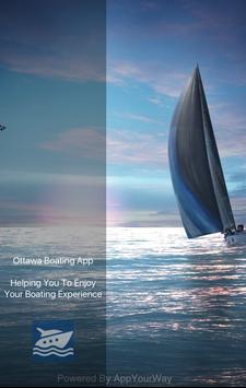 Ottawa Boating poster