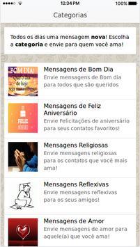 Mensagens bonitas para Whatsapp e Facebook poster