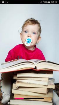 نصائح تربية الاطفال : طفلي حياتي poster
