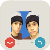 Call from Lucas and Marcus Prank icon