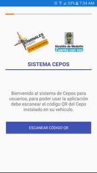 CEPOS screenshot 1