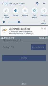 CEPOS screenshot 4