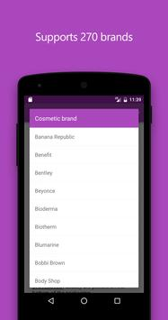Cosmetics Checker 2 for Android - APK Download