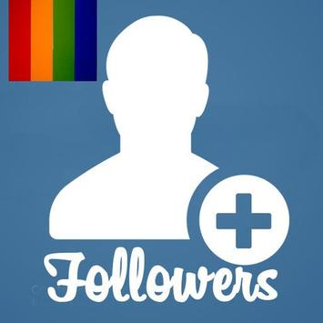 Free followers and likes poster