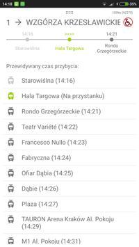 Kraków pod ręką apk screenshot
