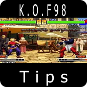 Tips new King of Fighter 98 icon