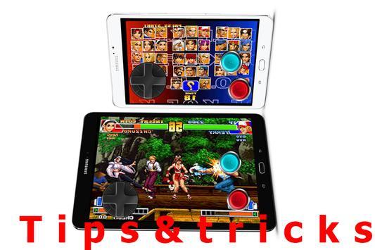 Tips new King of Fighter 98 apk screenshot