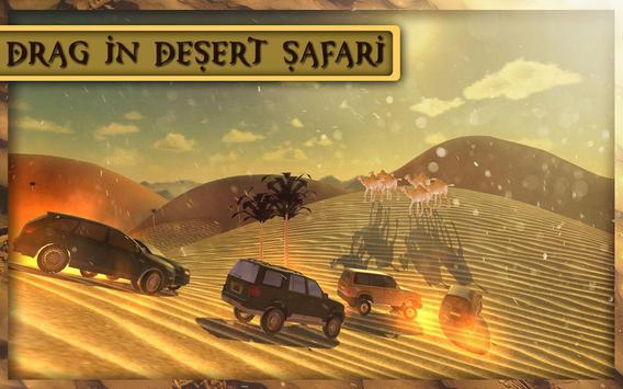 Offroad Jeep Desert Drive 3D poster