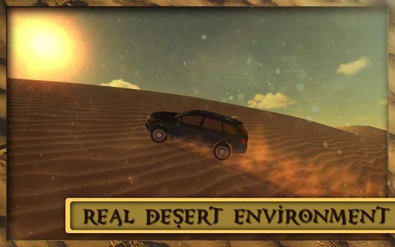 Offroad Jeep Desert Drive 3D apk screenshot