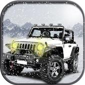 4x4 Car Offroad Snow Prado Driving icon