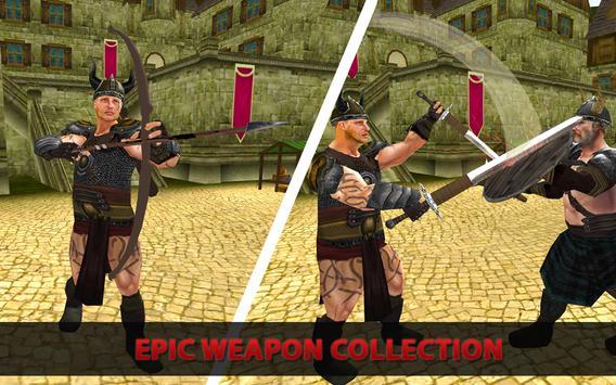 Roman Empire Warrior Assassin poster