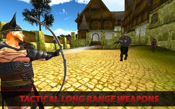 Roman Empire Warrior Assassin screenshot 2