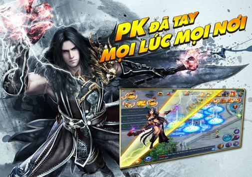 Tru Tiên Thần Kiếm 3D apk screenshot
