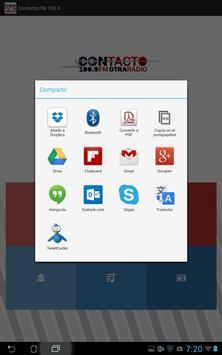 Contacto FM 100.9 (Beta) screenshot 6
