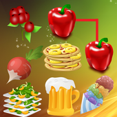 Onet Fruit Connect Easy icon