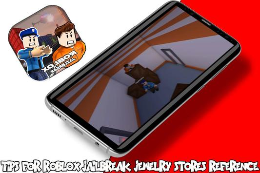 Tips For Roblox Jailbreak Jewelry Stores reference apk screenshot