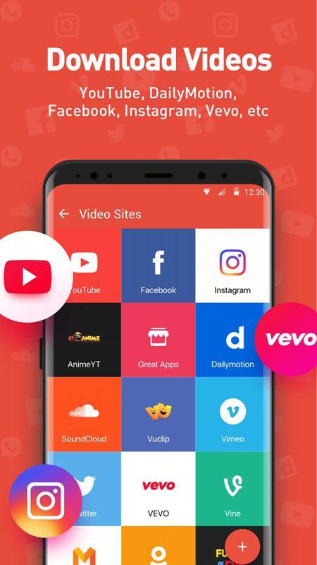 snaptube free download apkpure