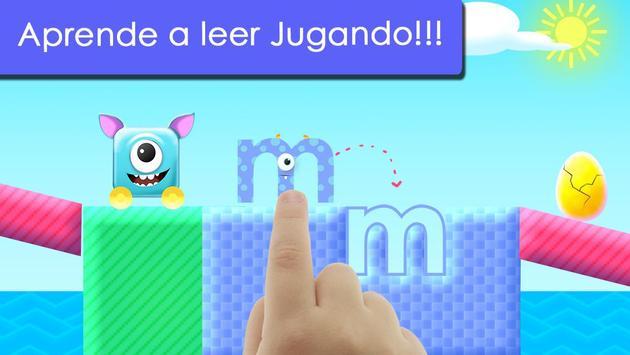 Aprender a Leer con Mario poster