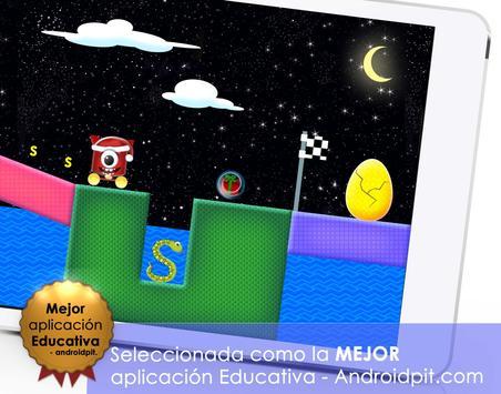 Aprender a Leer con Mario apk screenshot