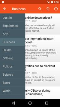 News Headlines apk screenshot