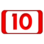 Canal 10 icon