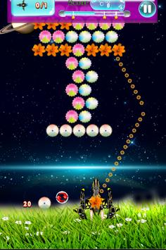 Bubble Flower Shooter apk screenshot