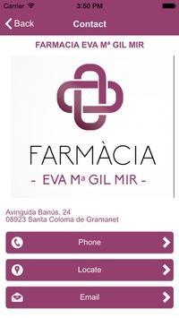 Farmacia Eva Mª Gil apk screenshot