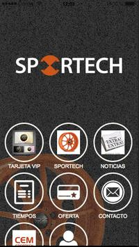 Sportech Racing poster
