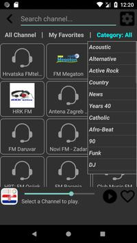 Croatia Radio screenshot 1