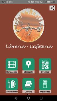 Demo Librería Cafetería Contrapunto poster