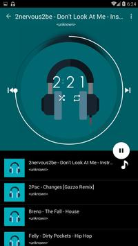 Tubdy Music Player apk screenshot